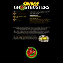 Savage Ghostbusters