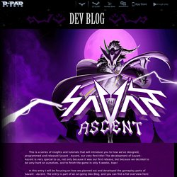 Savant: Ascent