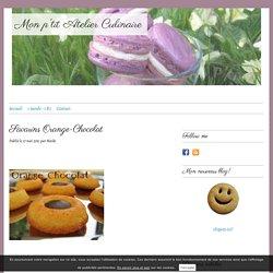 Savarins Orange-Chocolat - Mon p'tit Atelier Culinaire