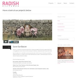 Save Our BaconRadish Pictures –