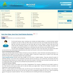Cloud Computing Services Boston