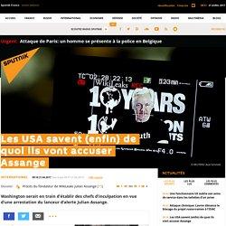 Les USA savent (enfin) de quoi ils vont accuser Assange