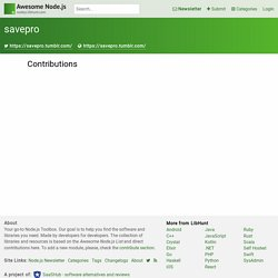 savepro Profile