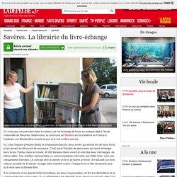 Savères. La librairie du livre-échange - 05/11/2013 - ladepeche.fr