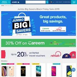 White Friday Sale at Jumbo Electronics, UAE