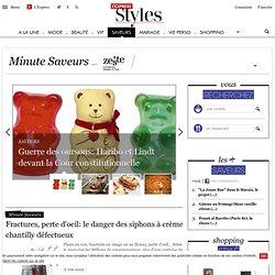 Minute Saveurs - Recettes, bons plans et bonnes adresses - L'Express Styles