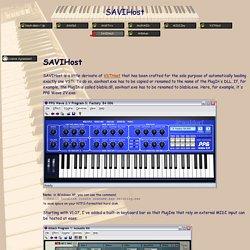 SAVIHost