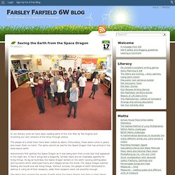 Saving the Earth from the Space Dragon › Farsley Farfield 6W blog