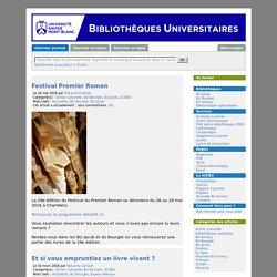 BU Savoie Mont Blanc » Action culturelle