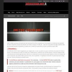 Tout savoir sur les cartouches - Detecteur.net