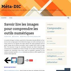 Savoir lire les images pour comprendre les outils numériques