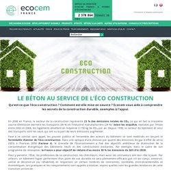 Tout savoir sur l'éco-construction ou la construction durable