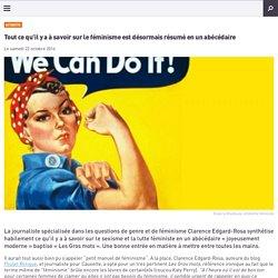 Tout ce qu'il y a à savoir sur le féminisme est désormais résumé en un abécédaire