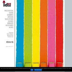 Déco : Bien savoir marier les couleurs - IdeeCO