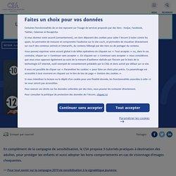 Tuto CSA - Tout savoir sur la signalétique jeunesse [vidéo] / CSA, dec 2019