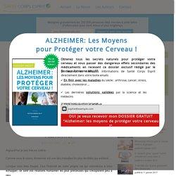 A savoir si vous êtes touché par Alzheimer - Santé Corps Esprit