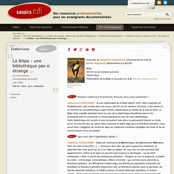 La Bilipo : BIbliothèque des LIttératures POlicières