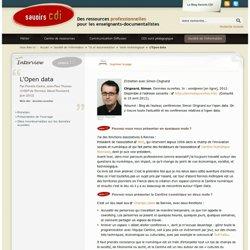 L'Open data