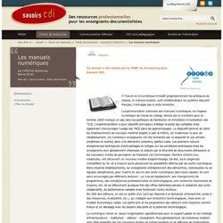 Les manuels numériques