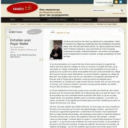 Roger Wallet : entretien