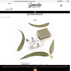 SAVON MAGIC - GreenMa