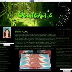 Savon plume - Sealeha's