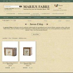 Savon d'Alep - Savonnerie Marius Fabre