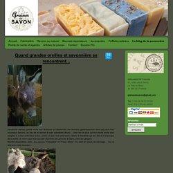 Le blog de la savonnière - Savonnerie artisanale Graines de Savon - Savons naturels faits main