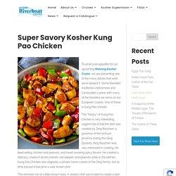 Super Savory Kosher Kung Pao Chicken