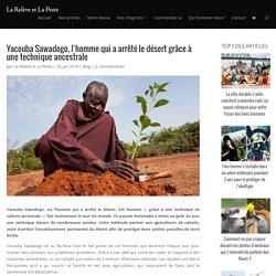 Yacouba Sawadogo, l'homme qui a arrêté le désert grâce à une technique ancestrale