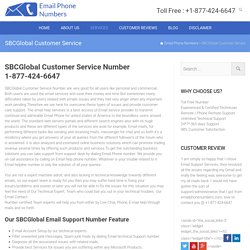 SbcGlobal Customer Service Number 1-877-424-6647 Net Care
