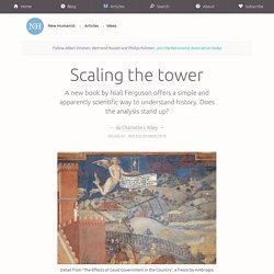 Scaling the tower