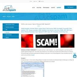Qu'est-ce que le SCAM, Nigeria-419 ou Cyber-arnaque ?
