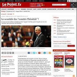 """Le scandale des """"comités Théodule"""" !"""