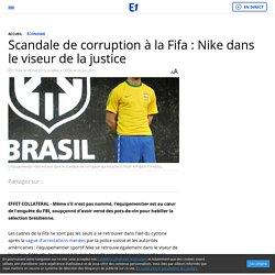 Scandale de corruption à la Fifa : Nike dans le viseur de la justice