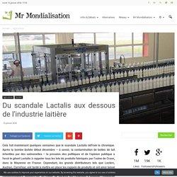 Du scandale Lactalis aux dessous de l'industrie laitière
