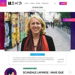 3 septembre 2020 - 14H30 SCANDALE LAFARGE : MAIS QUE FAISAIT LA MAIRIE DE PARIS ?