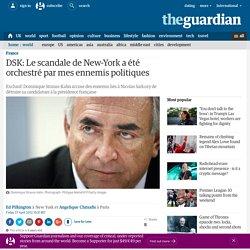DSK: Le scandale de New-York a été orchestré par mes ennemis politiques