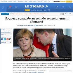 Nouveau scandale au sein du renseignement allemand