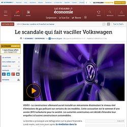 Le scandale qui fait vaciller Volkswagen
