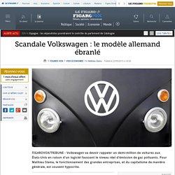 Scandale Volkswagen : le modèle allemand ébranlé