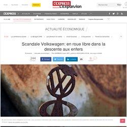 Scandale Volkswagen: en roue libre dans la descente aux enfers