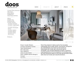 Scandic Malmen | Doos Architects