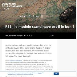 RSE : le modèle scandinave est-il le bon ?