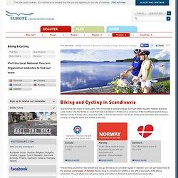 Biking and Cycling in Scandinavia - Biking and Cycling in Scandinavia - visiteurope.com