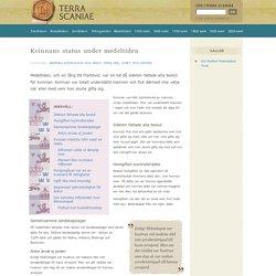 Terra Scaniae - Kvinnans status under medeltiden