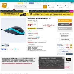 Scanner Iris IRIScan Mouse pour PC - Scanner de poche