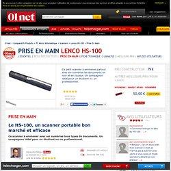 Lenco HS-100 : Le test du Labo de 01net.com