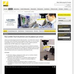 Scanner laser LC15Dx