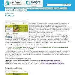 Scantron - AZVA_Insight Testing